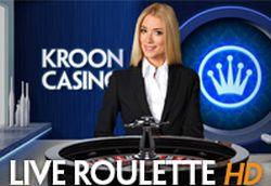Veel online casino's zoals Kroon Casino bieden de mogelijkheid om Live Roulette te spelen. Bij deze vorm van Roulette speel je het spel direct op internet.