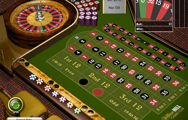 Benieuwd naar Club Roulette bij Mr Green Casino